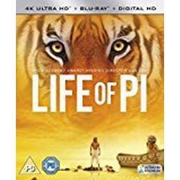 Life Of Pi [Blu-ray] [2013]